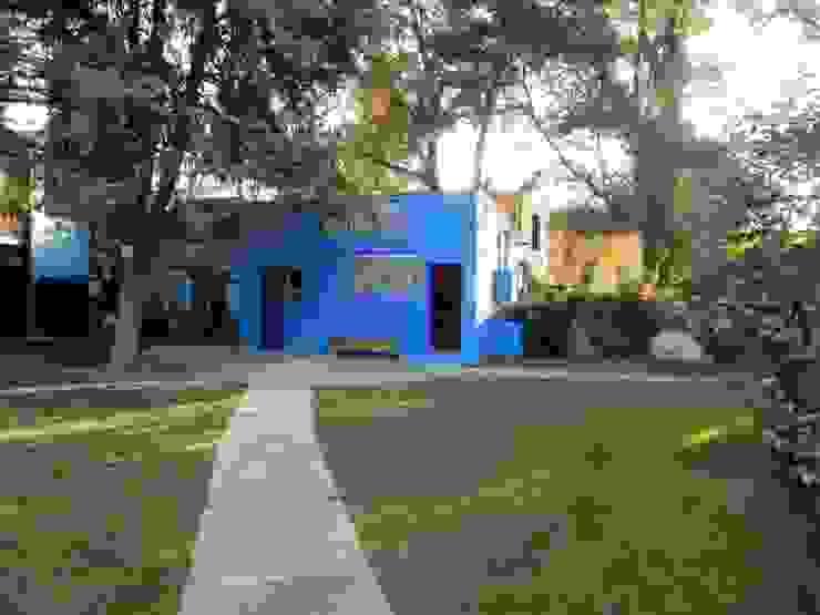 REMODELACION COLEGIO ALAMIRO, modulo 4 Colegio de CREARCO Moderno Ladrillos