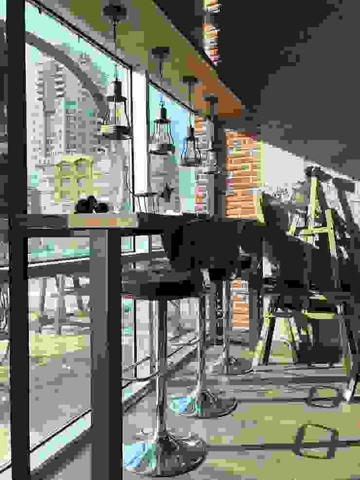 Edde İç Mimarlık – Essi Man Güzellik Merkezi: modern tarz , Modern