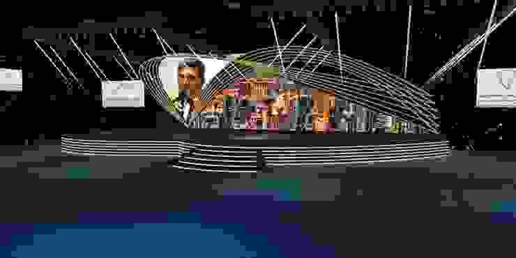 Business award Event Modern event venues by Gurooji Designs Modern