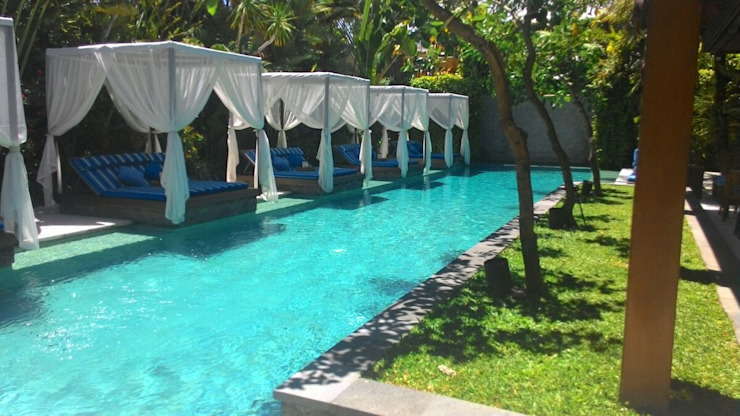 Seminyak Villas Resort Main Pool by The Elysian