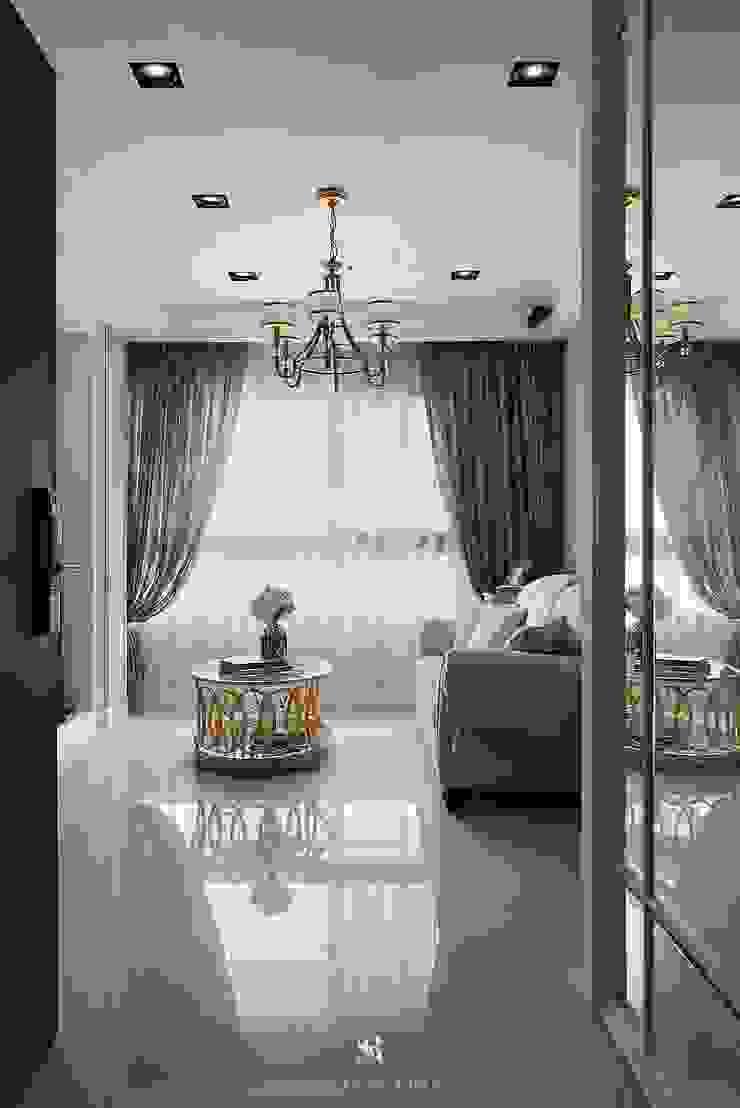 M.Maisonnette:  國家  by 理絲室內設計有限公司 Ris Interior Design Co., Ltd., 鄉村風