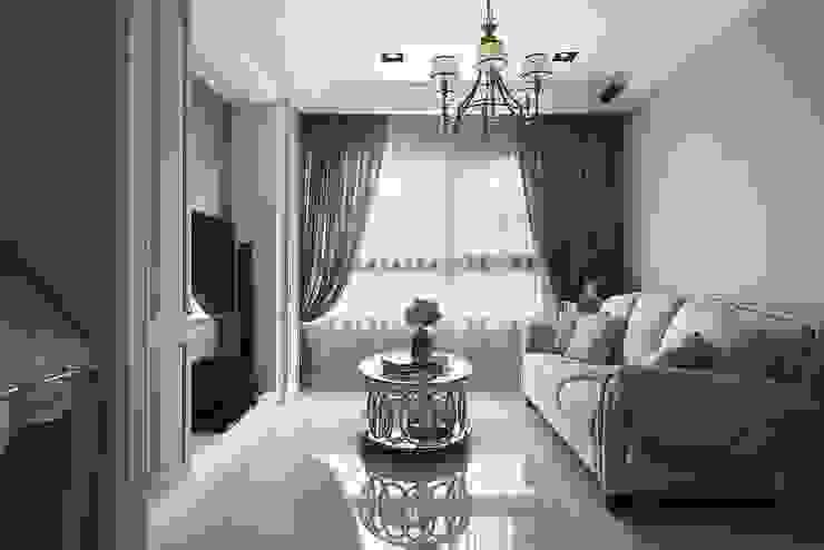M.Maisonnette 根據 理絲室內設計有限公司 Ris Interior Design Co., Ltd. 鄉村風