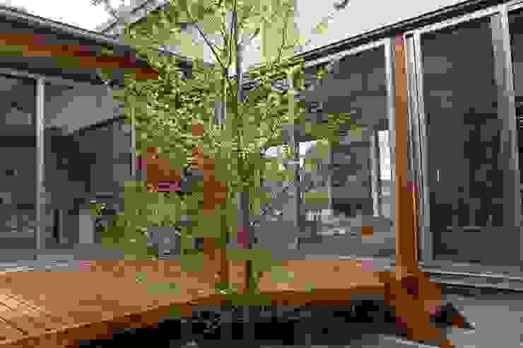 田村建築設計工房 Jardins asiáticos