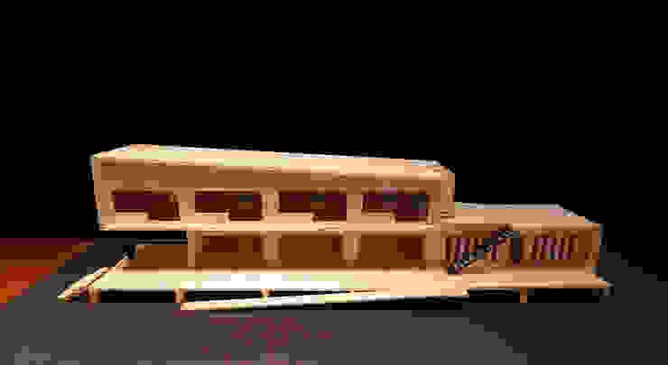 三野高台 根據 築里館空間設計 田園風