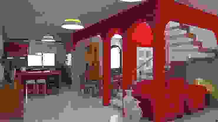by JRK Diseño - Studio Arquitectura
