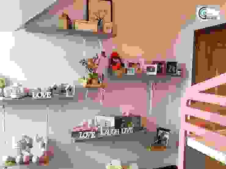 Dormitorios de estilo  por Almacén de Carpintería Gómez