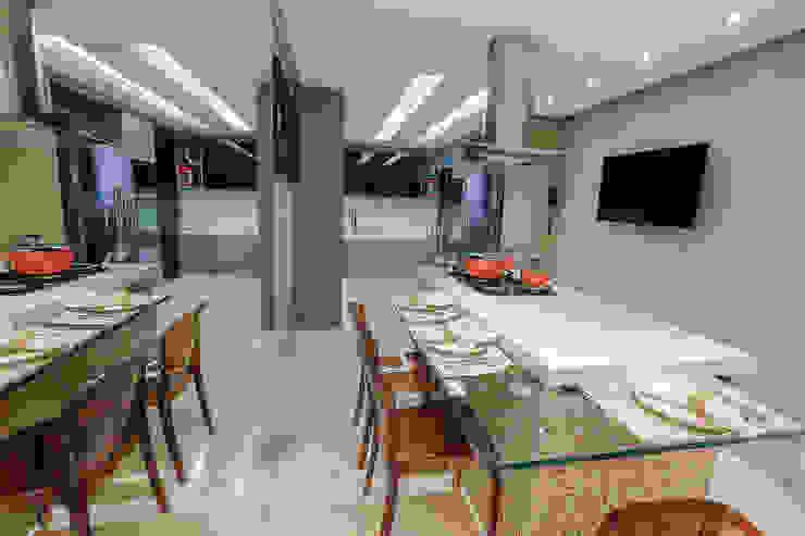 Cozinha Moderna Carolina Fontes Arquitetura Cozinhas modernas