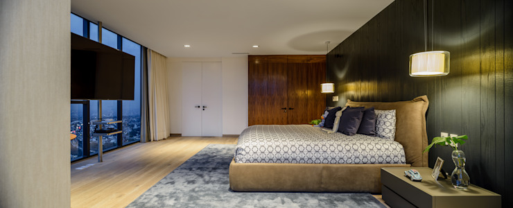Bedroom by NIVEL TRES ARQUITECTURA,