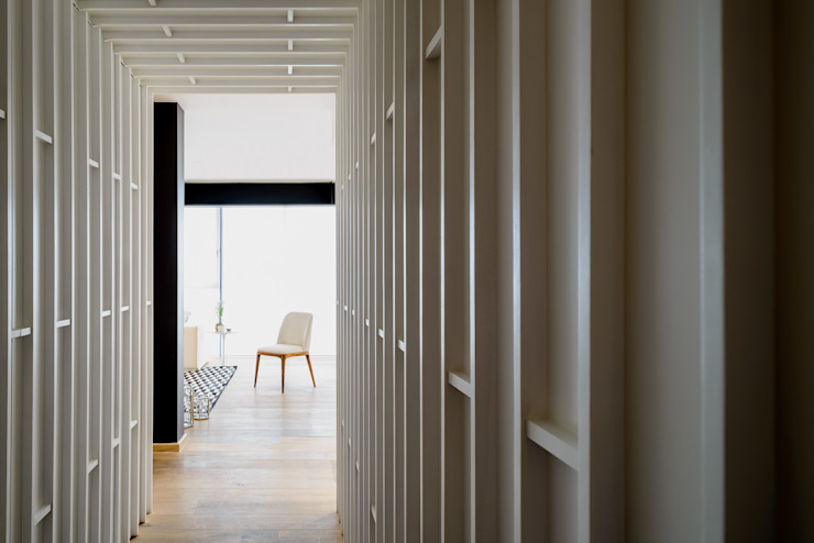 by NIVEL TRES ARQUITECTURA Modern Wood Wood effect