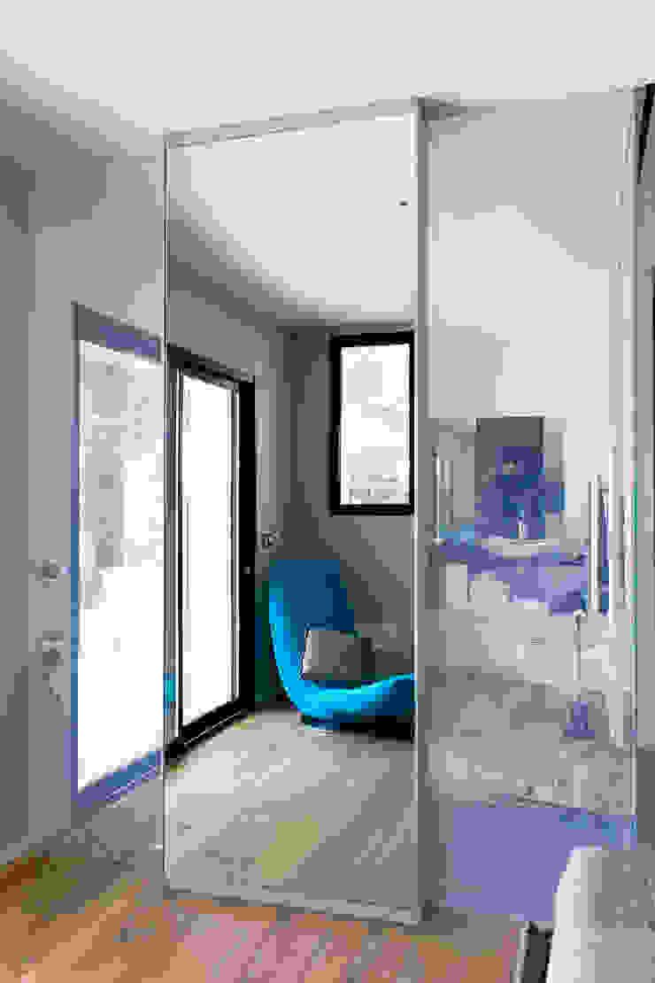 MBquadro Architetti Chambre moderne
