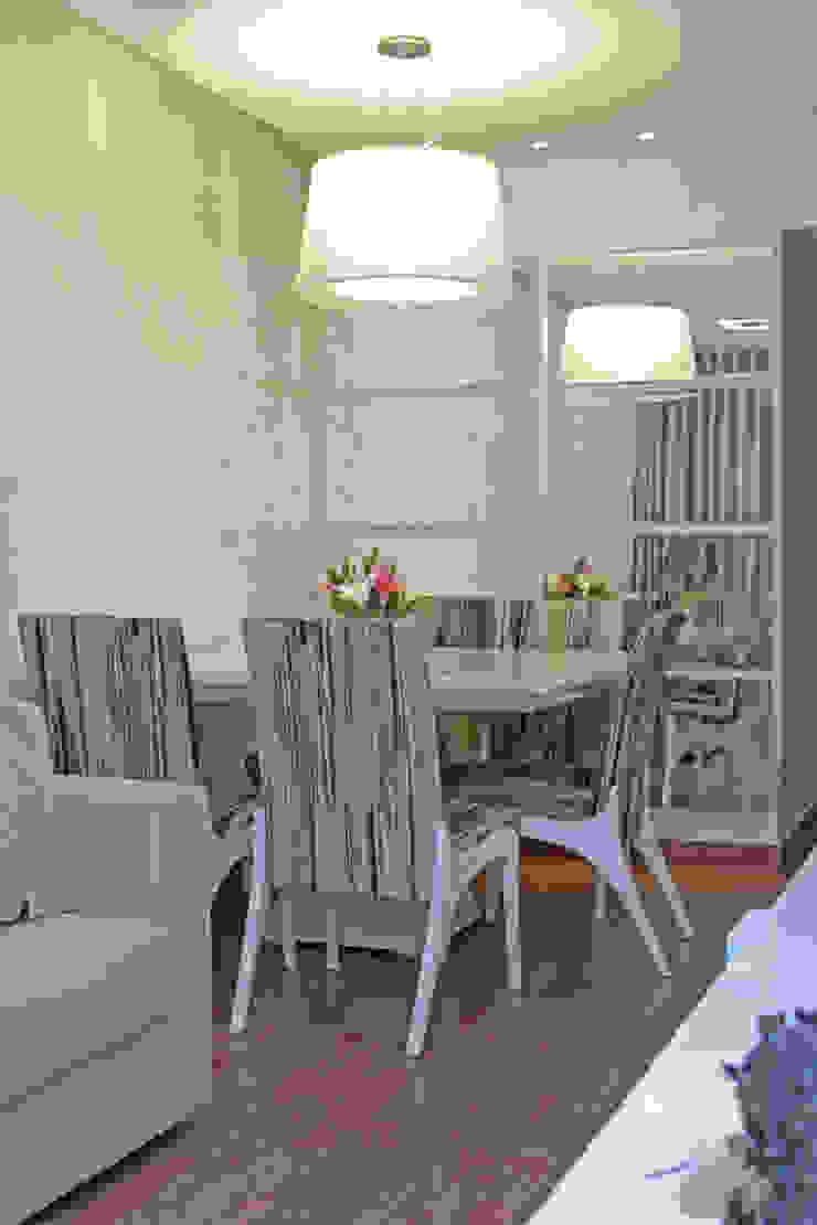 Projeto Martins Mericia Caldas Arquitetura Salas de jantar modernas