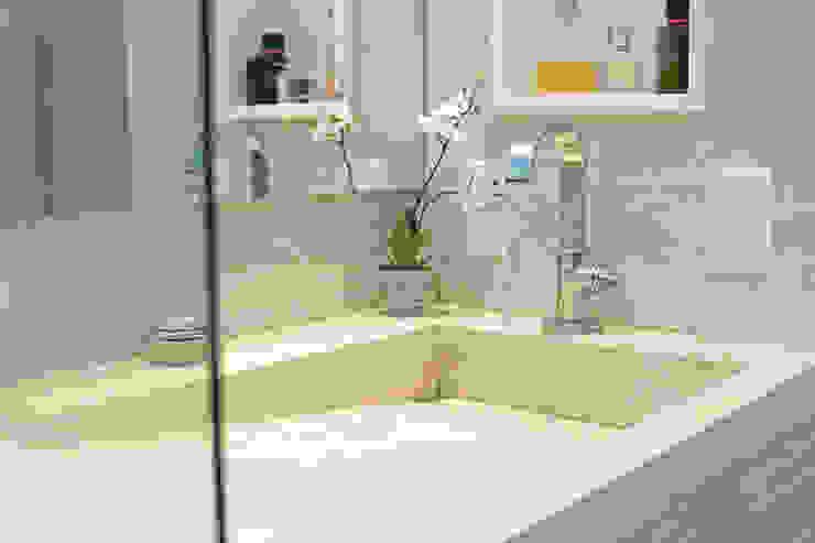 Projeto martins Mericia Caldas Arquitetura Banheiros modernos