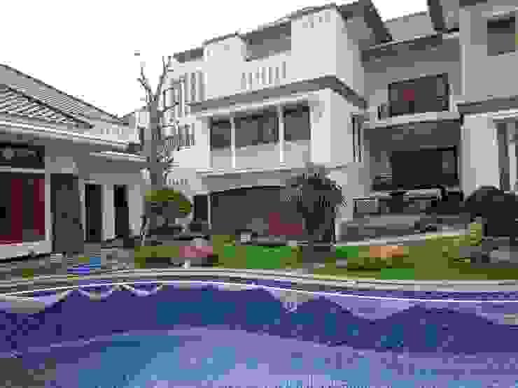 Tukang Taman Surabaya:modern  oleh TUKANG TAMAN SURABAYA - jasataman.co.id, Modern