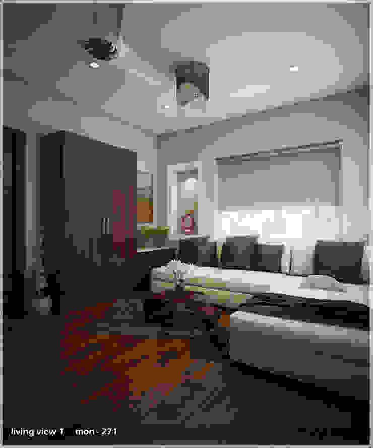 Ruang Keluarga Klasik Oleh Premdas Krishna Klasik