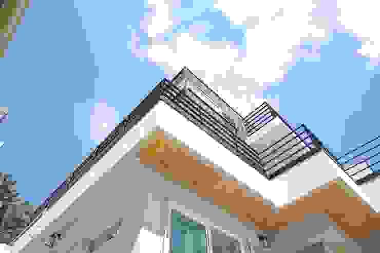 대구 수성구 범어동 인테리어 리모델링 모던스타일 주택 by inark [인아크 건축 설계 디자인] 모던