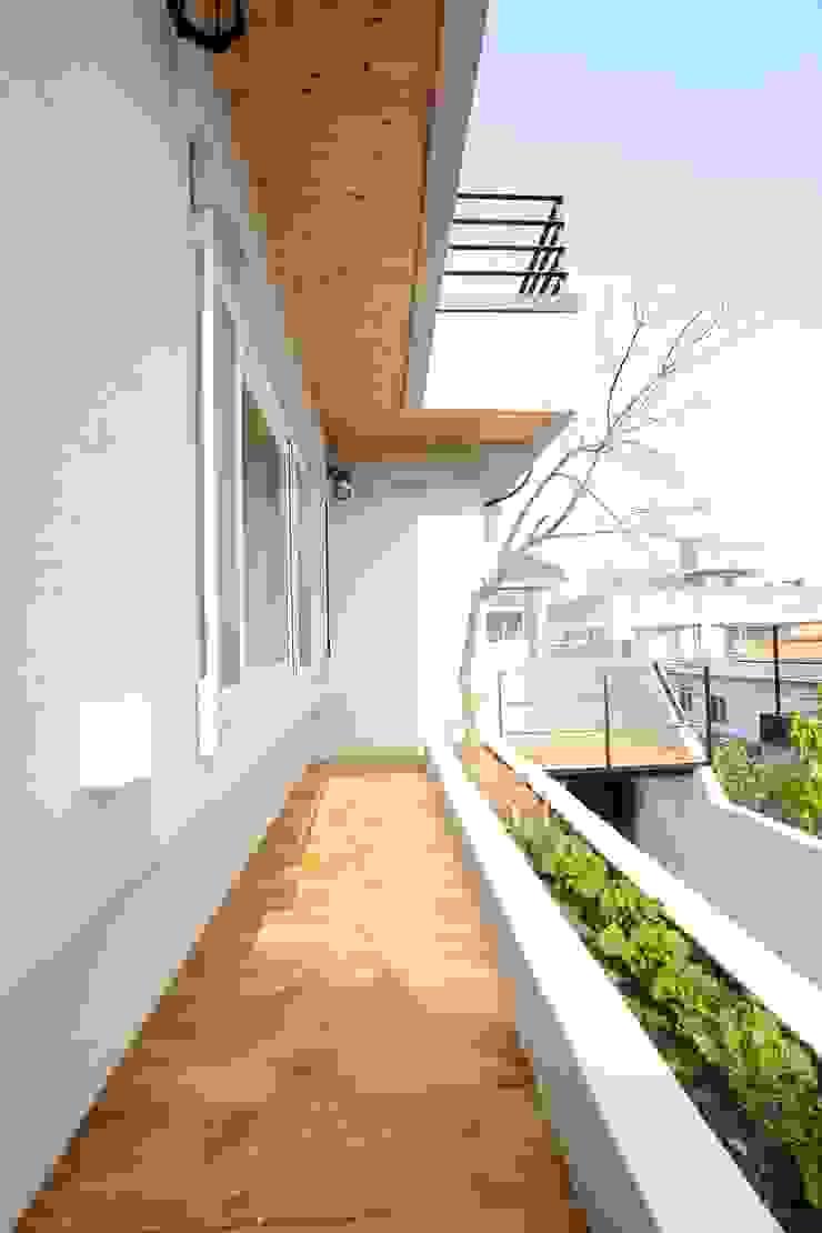 대구 주텍 인테리어 리모델링 아파트 모던스타일 주택 by inark [인아크 건축 설계 디자인] 모던