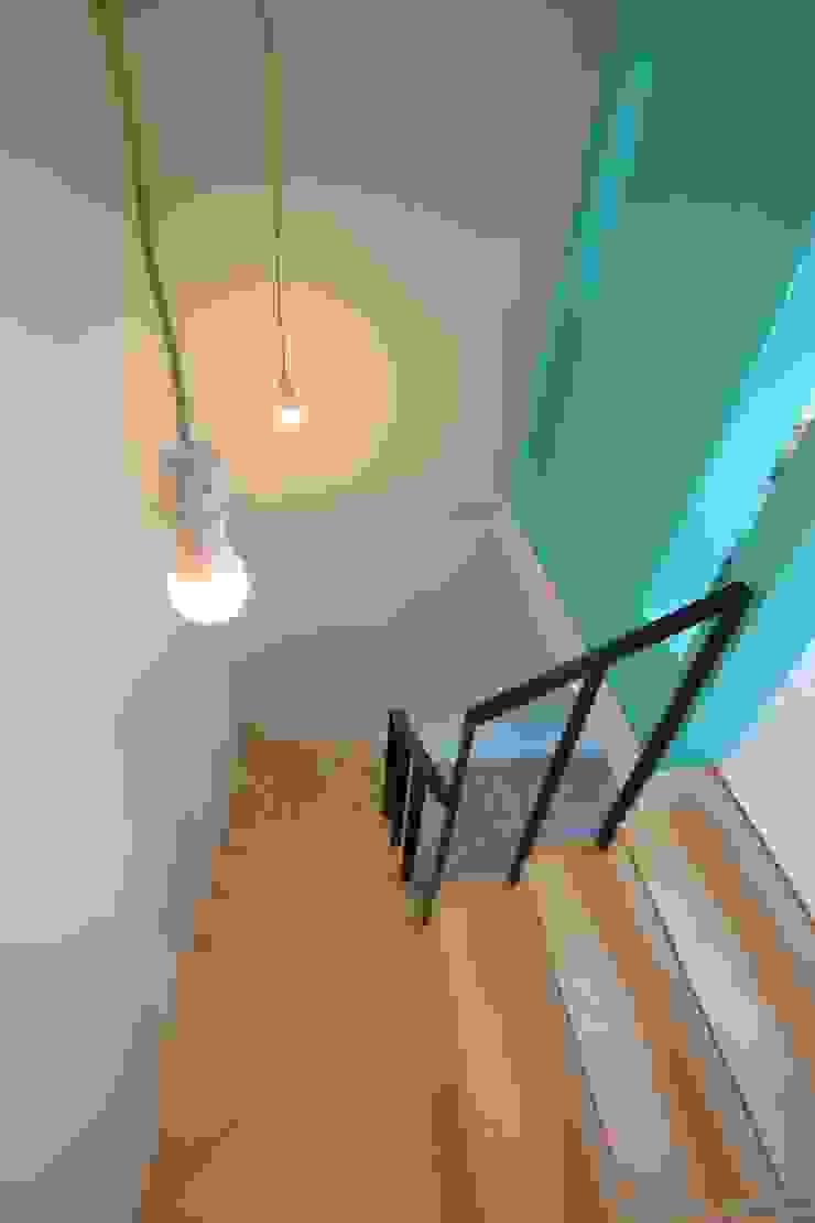 대구 주텍 인테리어 리모델링 아파트 모던스타일 침실 by inark [인아크 건축 설계 디자인] 모던