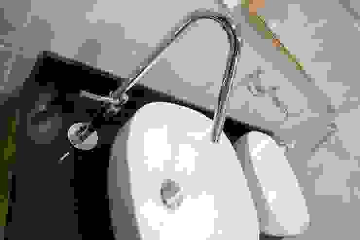 대구 주텍 인테리어 리모델링 아파트 모던스타일 욕실 by inark [인아크 건축 설계 디자인] 모던
