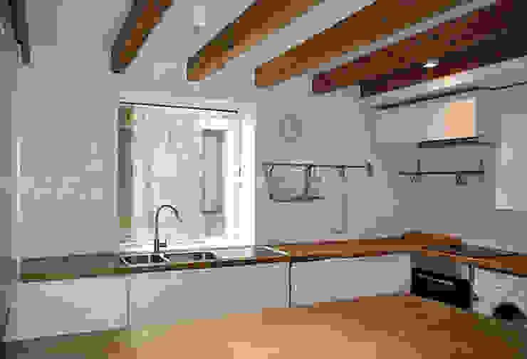 Dapur Modern Oleh Tiago Tomás Arquitecto Modern