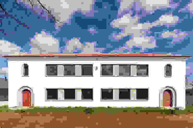 Casa Cultura Barrosas Gabriela Pinto Arquitetura Escritórios modernos