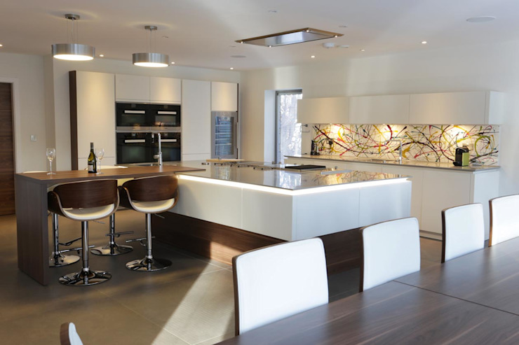 Client Kitchen Modern Kitchen by Bradburys Modern