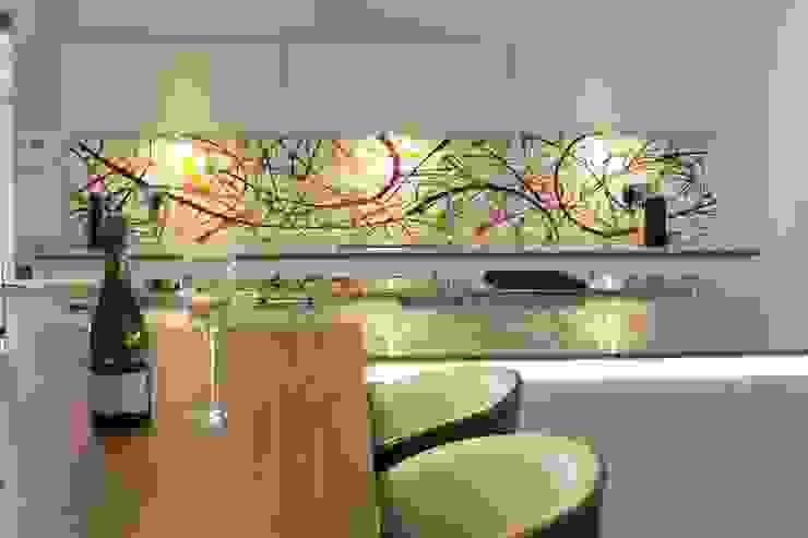 Client Kitchen من Bradburys حداثي