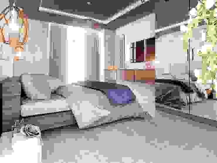Dormitorios de estilo moderno de VERO CONCEPT MİMARLIK Moderno