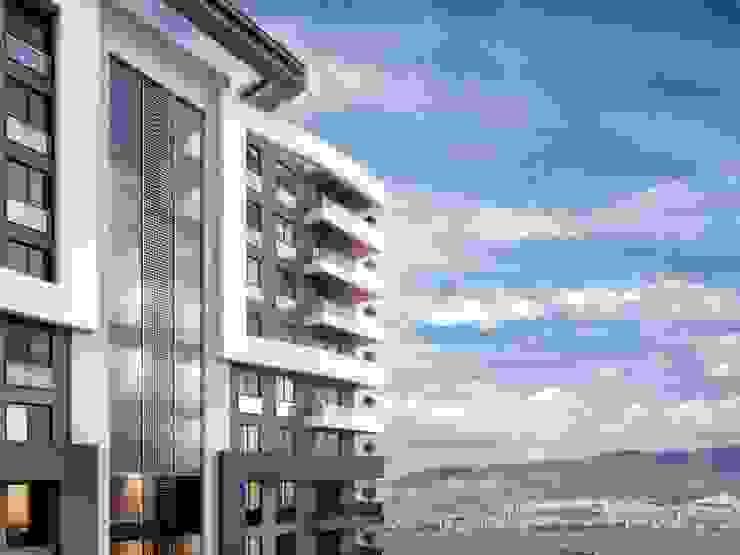 Casas de estilo moderno de VERO CONCEPT MİMARLIK Moderno