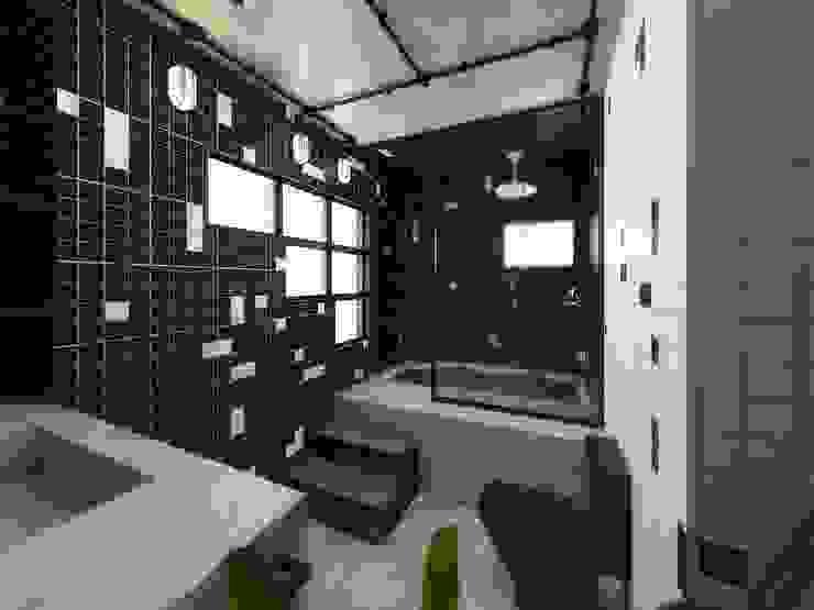 Baños de estilo  de TÉRREO arquitetos