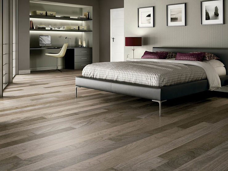 Modern walls & floors by homify Modern