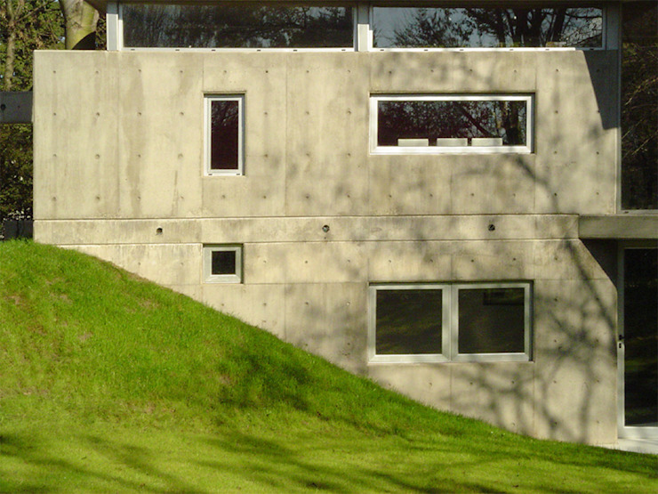 Modern houses by MZM   Maletti Zanel Maletti arquitectos Modern