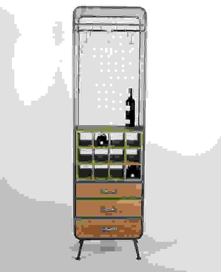 La Boutique Paris KitchenCabinets & shelves Wood Grey