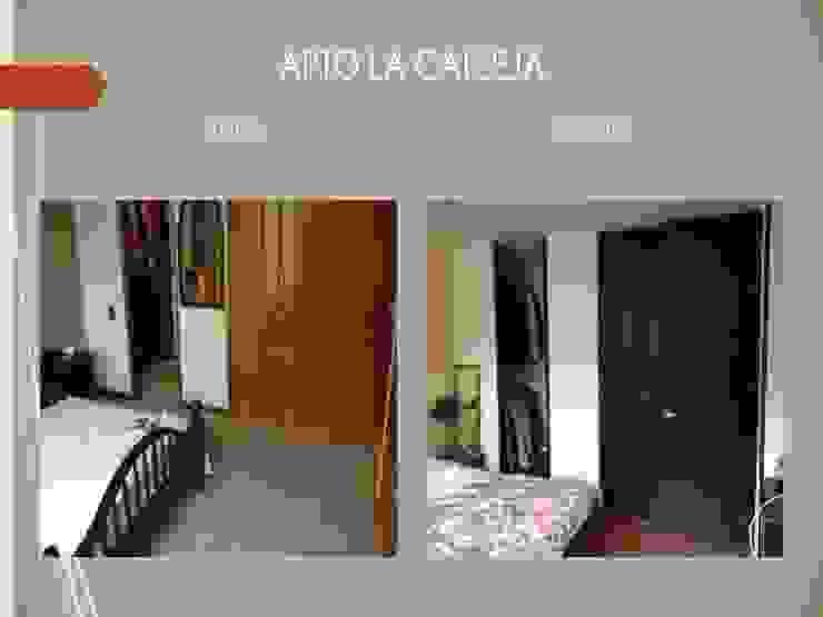 Habitacion Principal de Erick Becerra Arquitecto