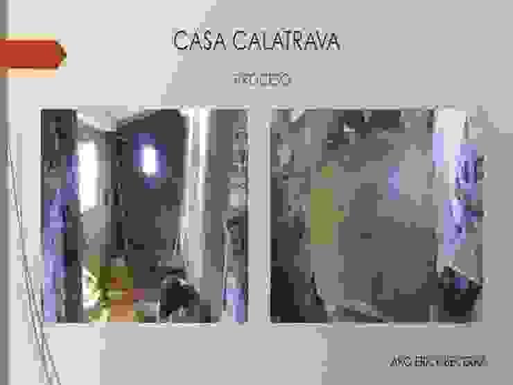 Proceso Baño Habitacion Principal de Erick Becerra Arquitecto