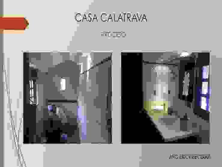 Baño Habitacion Principal de Erick Becerra Arquitecto