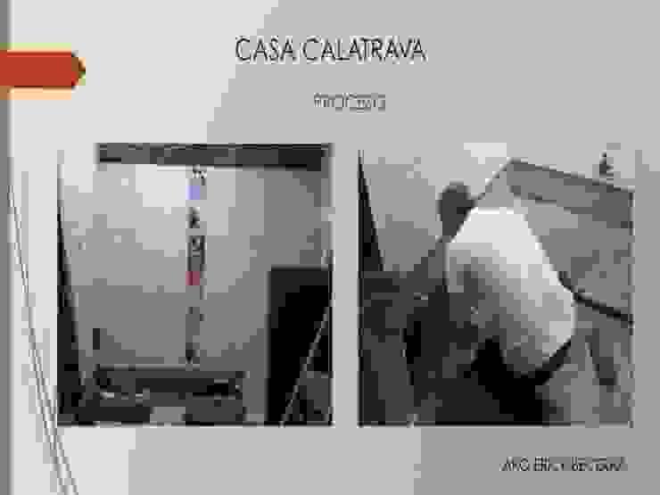 Proceso Baño Habitaciones de Erick Becerra Arquitecto