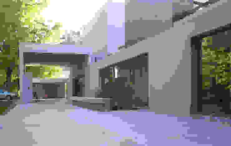CASA en SAN DIEGO Casas modernas: Ideas, imágenes y decoración de MZM   Maletti Zanel Maletti arquitectos Moderno