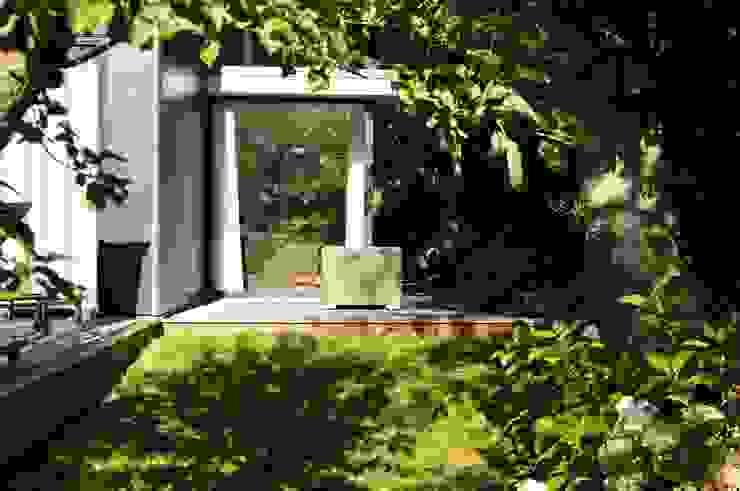 Maisons de style  par Nico Dekker Ontwerp & Bouwkunde, Moderne