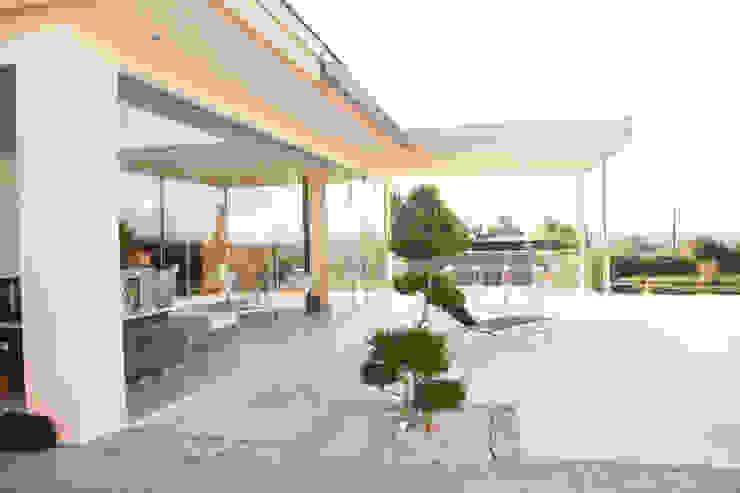 Janelas e portas modernas por Schmidinger Wintergärten, Fenster & Verglasungen Moderno Vidro