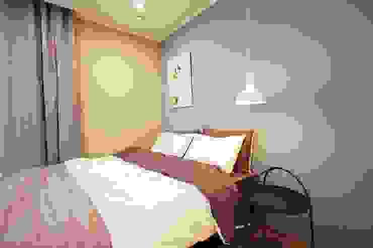 Minimalist Yatak Odası homelatte Minimalist