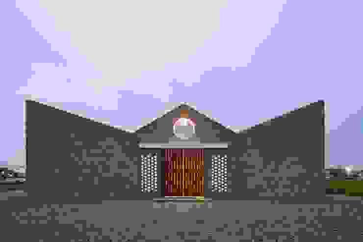 디귿집 모던스타일 주택 by 에이오에이 아키텍츠 건축사사무소 (aoa architects) 모던