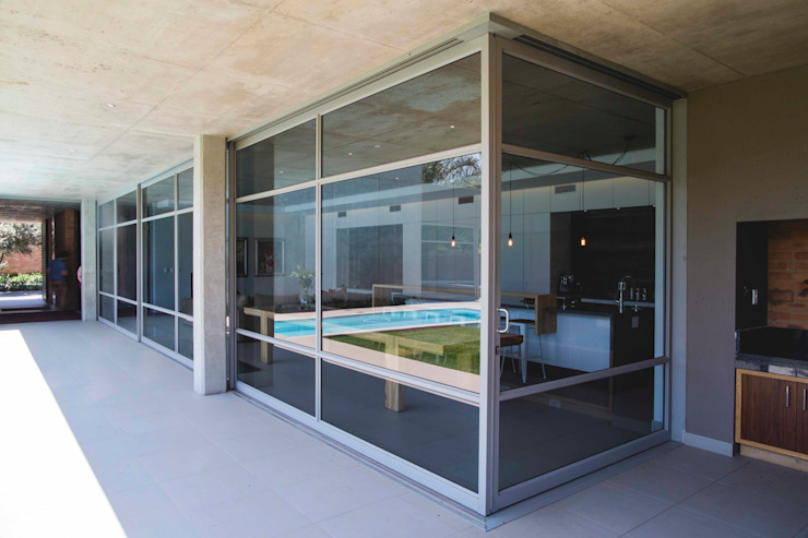 House Swart (Cameron Court Unit 1) Modern houses by Swart & Associates Architects Modern