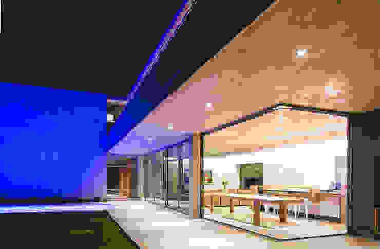 House Swart (Cameron Court Unit 1) Modern kitchen by Swart & Associates Architects Modern