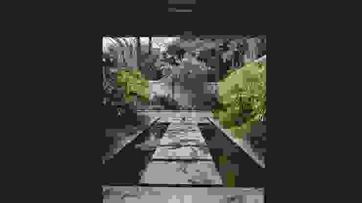 House Pont Modern Garden by Swart & Associates Architects Modern