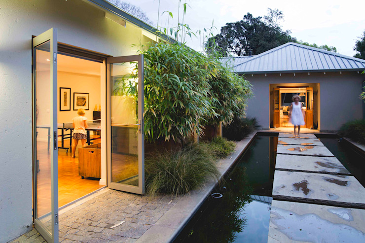 House Pont Modern houses by Swart & Associates Architects Modern