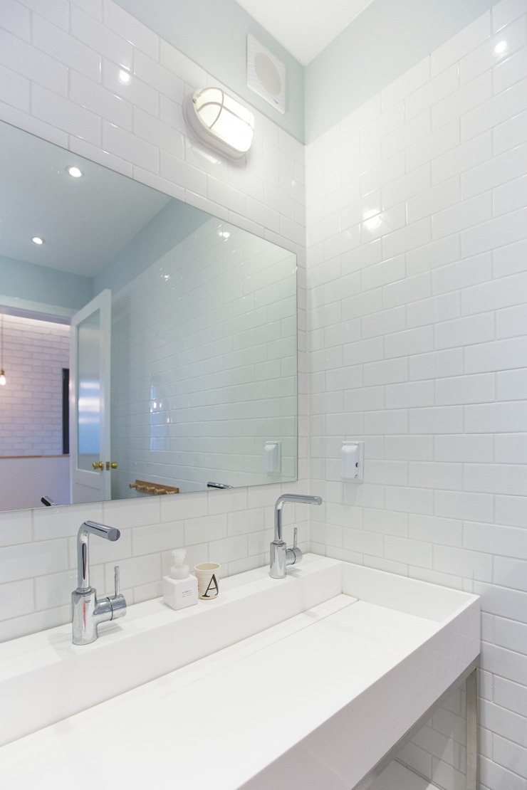 미우가 디자인 스튜디오 浴室