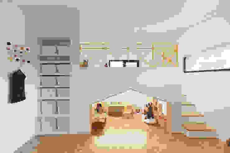 미우가 디자인 스튜디오 嬰兒房/兒童房