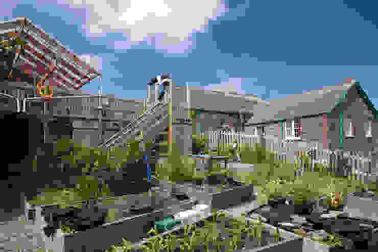 Boscastle Pre-school Innes Architects Ecoles modernes Bois Vert