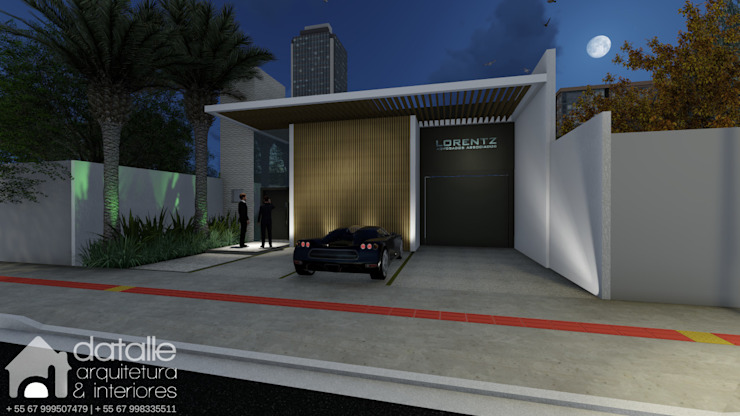 by Datalle - Arquitetura & Interiores Modern