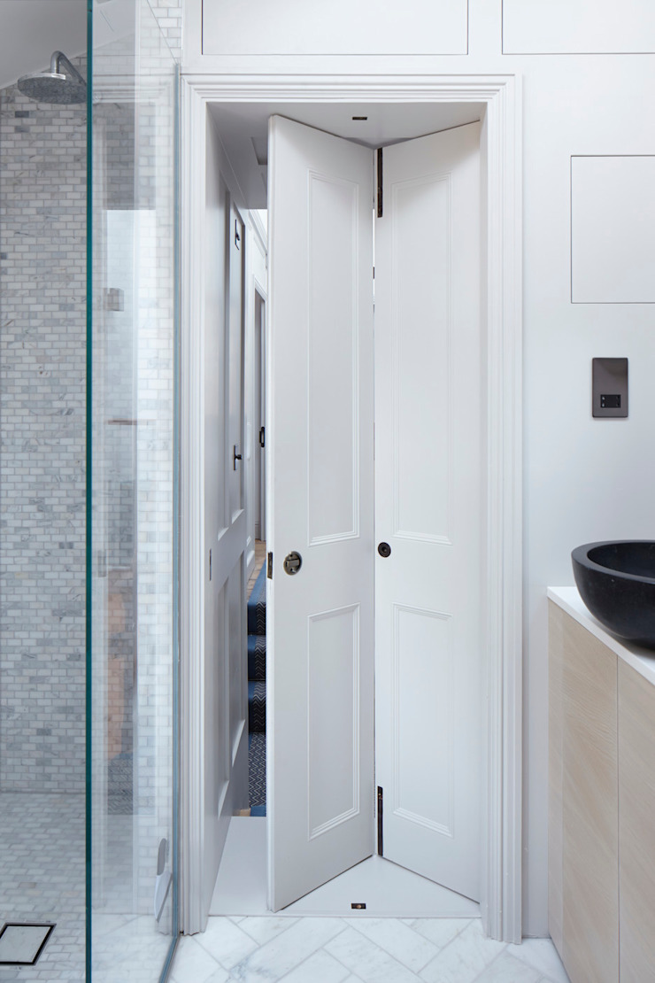 Lambeth Marsh House Modern style bathrooms by Fraher and Findlay Modern